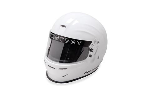 Pro Sport Full Face Duckbill White SA2015