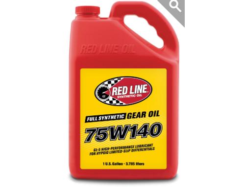 Red Line GL-5 Gear Oil 57915