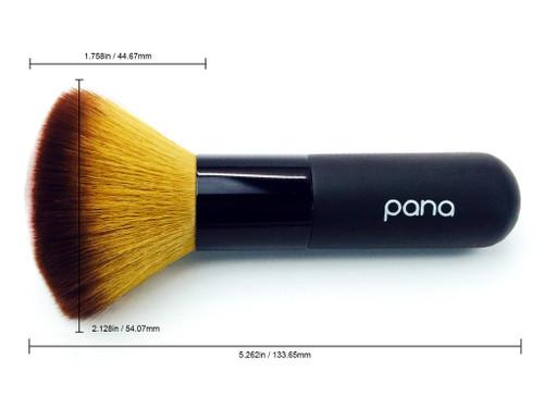 Pana Brand Two-tone Colored Powder Brush (Professional Quality)