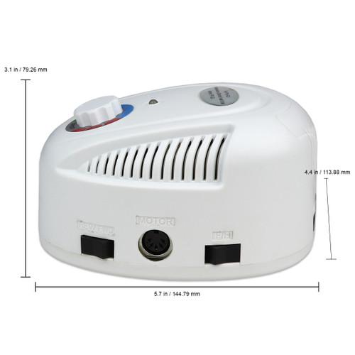 Fuji Pro 2G White Nail Drill System Kit - 35,000 RPM