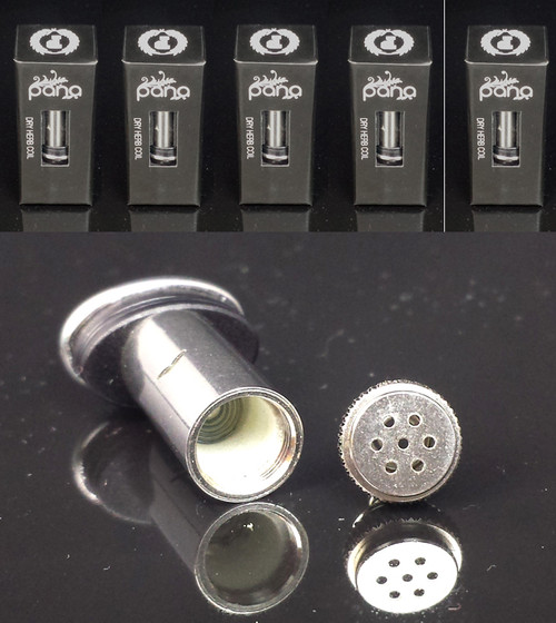 Dry Herb Wax Coil fit Micro G Vaporizer Pen & more