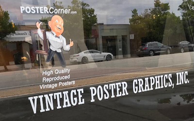 Contact Us - PosterCorner.com