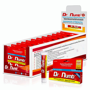 Dr. Numb® 5% 30g Retailer Package