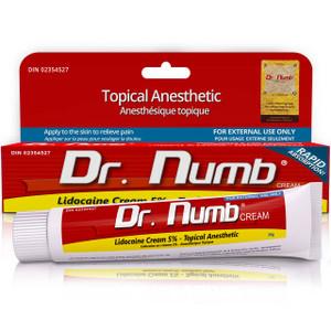 Dr. Numb® 5% cream---30g