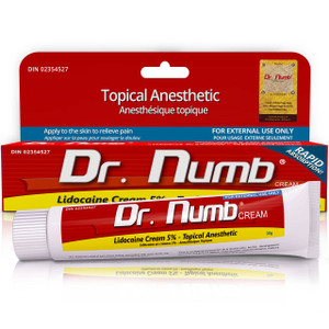 Dr. Numb® 5% cream---30g