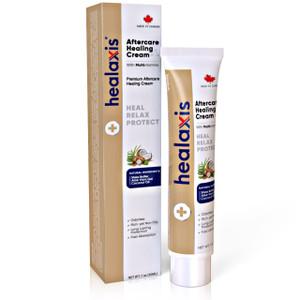 Organic Aftercare Healaxis® Cream ---30ml