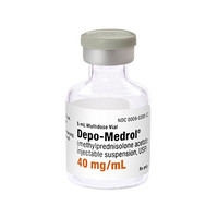 DEPO-MEDROL, 40 mg/mL * 5 mL (Methylpred.)