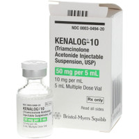 KENALOG, 10 mg/mL  (MDV) * 5 mL