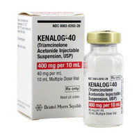 KENALOG, 40 mg/mL  (MDV) * 10 mL