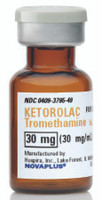 KETOROLAC,  30 mg/Vial * 1 mL (25/Bx)
