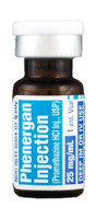 PHENERGAN, 25 mg/mL (SDV) (25/Bx) * 1 mL