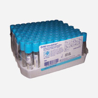 VACUTAINER TUBE (Sod Citrate) (Light Blue) * 2.7mL  (100/Bx)  BD #363083