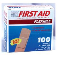 "BANDAGE * Flex. Fabric (1 x 3"")  (100/Bx)"