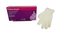 GLOVES * Non-Sterile, LATEX, Powder-Free (Cardinal Health) - 100/Box