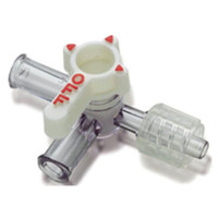 STOPCOCK (4-Way) Swivel MALE (Luer-Lock) (50/Bx)
