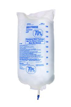 DEXTROSE 70% * 2000mL Bag (EACH)