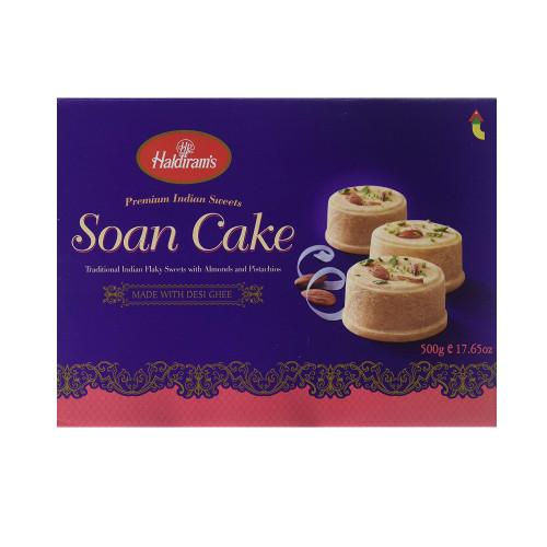 Haldiram Soan Cake Desi Ghee