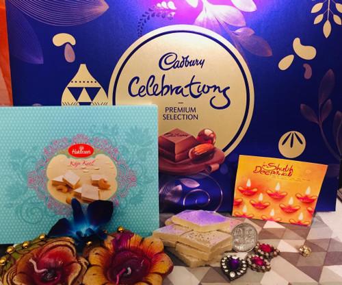 Diwali Sweet Crunch Pack