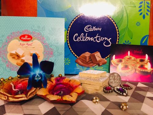 Diwali Sweet N Crunch Pack
