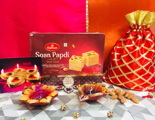 Deepavali Almond Fun