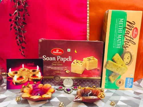 Deepavali Shagun Sweetness