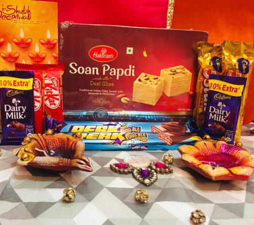 Deepavali Chocolates Fun