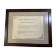 Boston Legal Prop - Boston Public School District Award Certificate