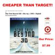 Star Trek Beyond (3D + Blu-ray + DVD + Digital)
