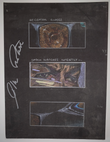 Star Trek The Motion Picture Hand Drawn Storyboard