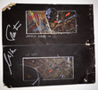 Star Trek The Motion Picture Hand Drawn Storyboard Frame - 47-48- Autographed by William Shatner