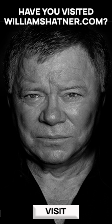 Visit Mr. Shatner's Website