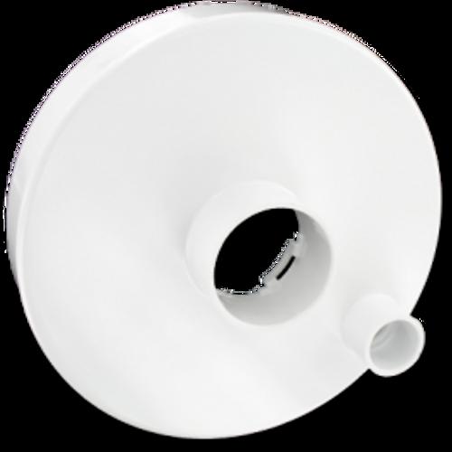 """8"""" filter base for EZ lock filter canister"""