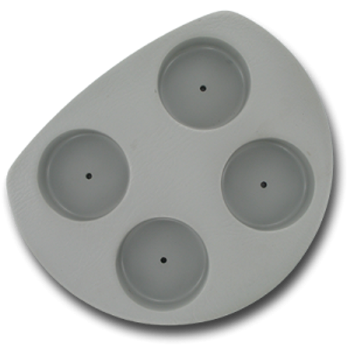 "8"" urethane filter cover for home spas"