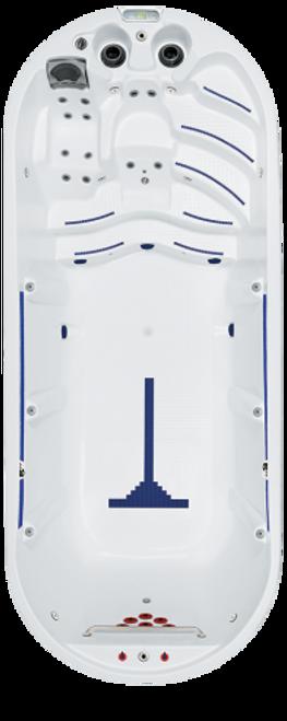 Dimension One Spas - AquaFit sport Collection - AquaFitPro