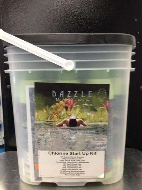 Dazzle - Custom Hot Tub Start-up Kits (BASIC)