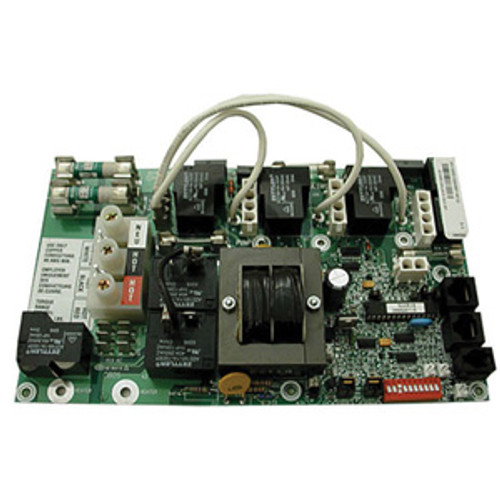 placement hot tub spa board for the 52531 or 52531-HC1 Balboa spa pak control System. This hot tub spa circuit board is compatible with  -54135 Balboa hot tub spa Topside   -51225 Balboa Topsid   -54251 Balboa Topside  -54094 Balboa Topside  - 32016 Balboa M7 Sensors  - 58010 Heater barryl  This circuit board is also a replacement option for the following part number:  52947 (Chip POLSUV),  52645 (Chip STD05),  52616 (MUST replace with new compatible topside panel),  52711 (Chip 137 SUV - MUST replace with new compatible topside panel),  52709-02 (Chip 135R1 SUV - MUST replace with new compatible topside panel),  -52708-02 (Control System - Chip 135R1 SUV - MUST replace with new compatible topside panel),  -53335 (Chip FREE20 SUV - replace with new compatible topside panel),  -52641 (Control System MAS260 - for use with no circ pump),  -53516 (Chip MAS260 - with use if there is no circ pump),  -52903 (Chip PHX05 - for use if there is no stereo  -52940 (for use if there is no stereo),  - 59-138-1037, 3-60-0030 board