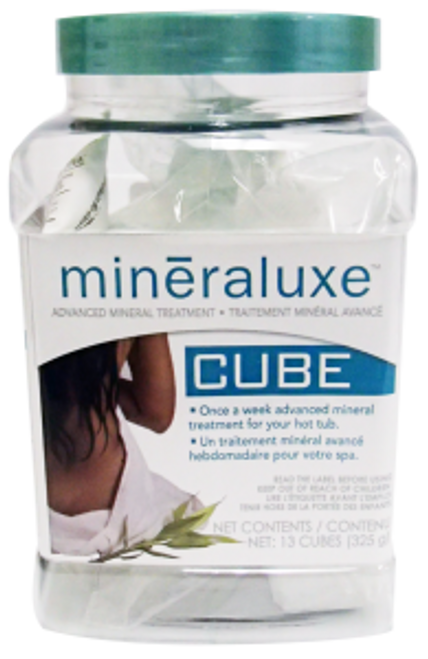 Mineraluxe Cubes - 13 cube  (140 cube size available, please contact )