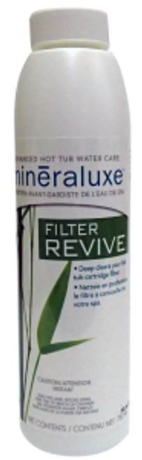 Mineraluxe Filter Revive 600ml ( filter cleaner )