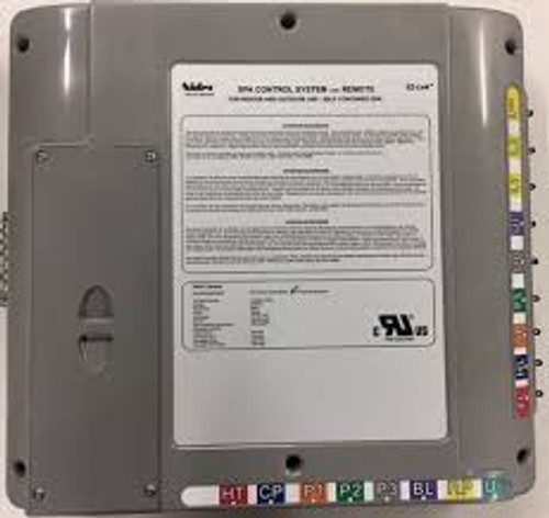 Control System spa pak, Jacuzzi, J-1000 ( circuit board replacement ) (6600-400) Used in Models:  J-460 - J-465 - J-470 - J-480 (Mid 12/2009 to 2011 J-495 - 2011 Replaces 6600-401 control systems 1-855-248-0777 or order online