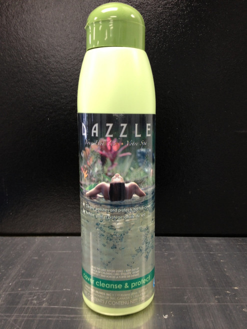DAZZLE Hot Tub Spa Cover Cleanse & protect (750mL)
