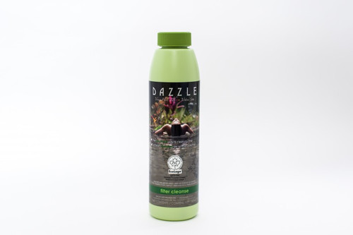 DAZZLE Hot Tub Spa Rapid Action Filter Cleanse (600mL)