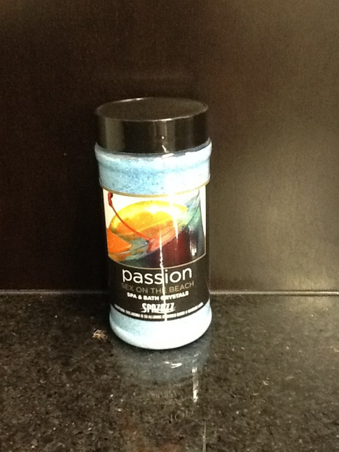 Set The Mood Crystals - Sex On The Beach - Passion (17oz)