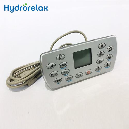 Hydrolax hot tub spa topside control