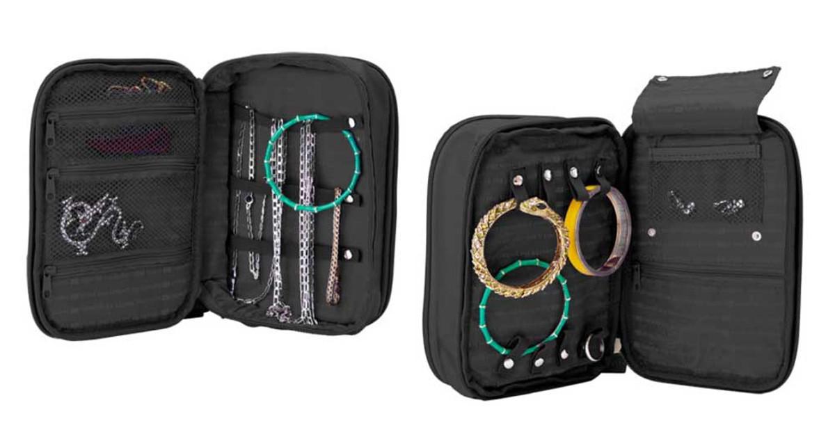 LaPoche Jewellery Case Black