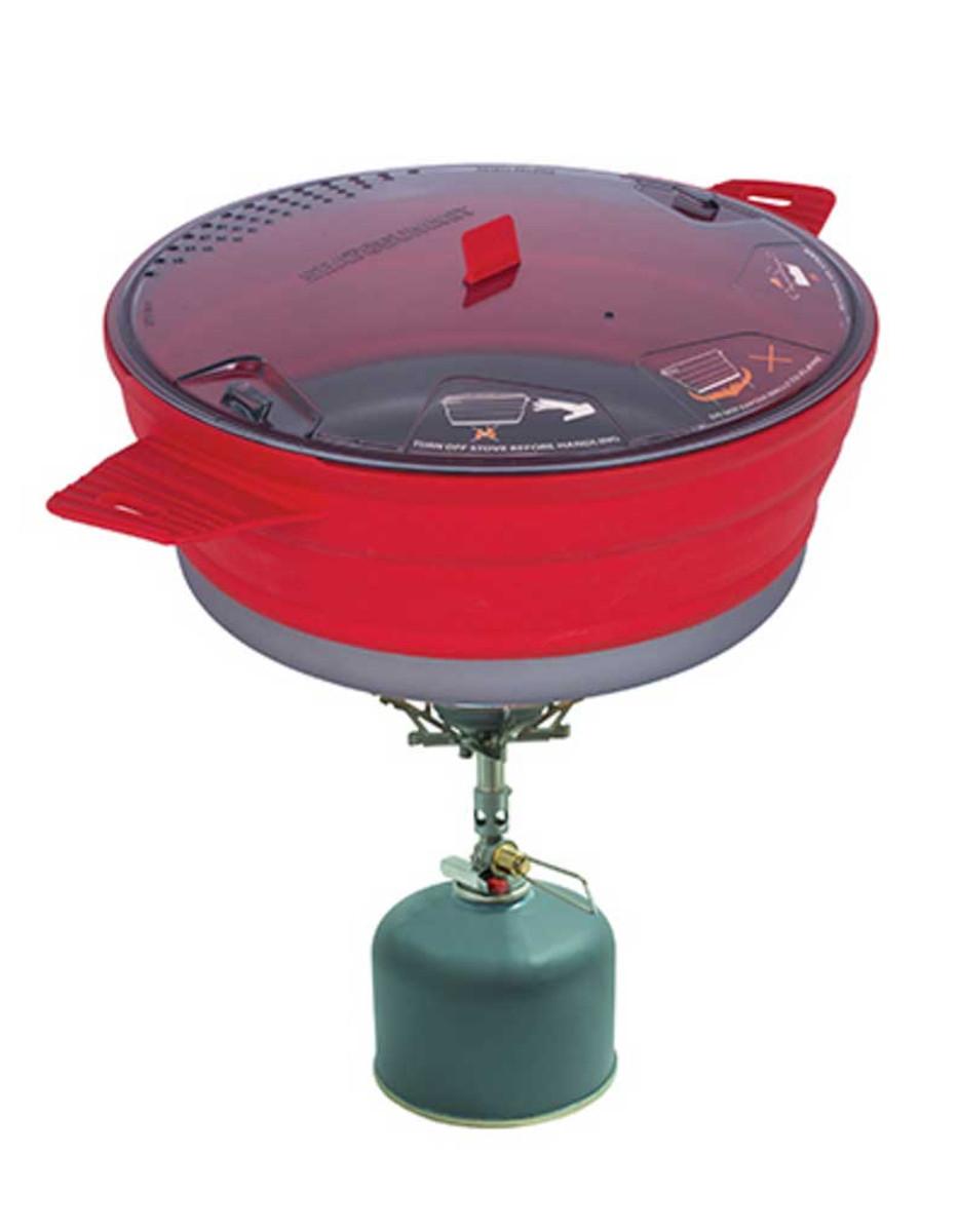 Sea to Summit X-Pot 4.0L red