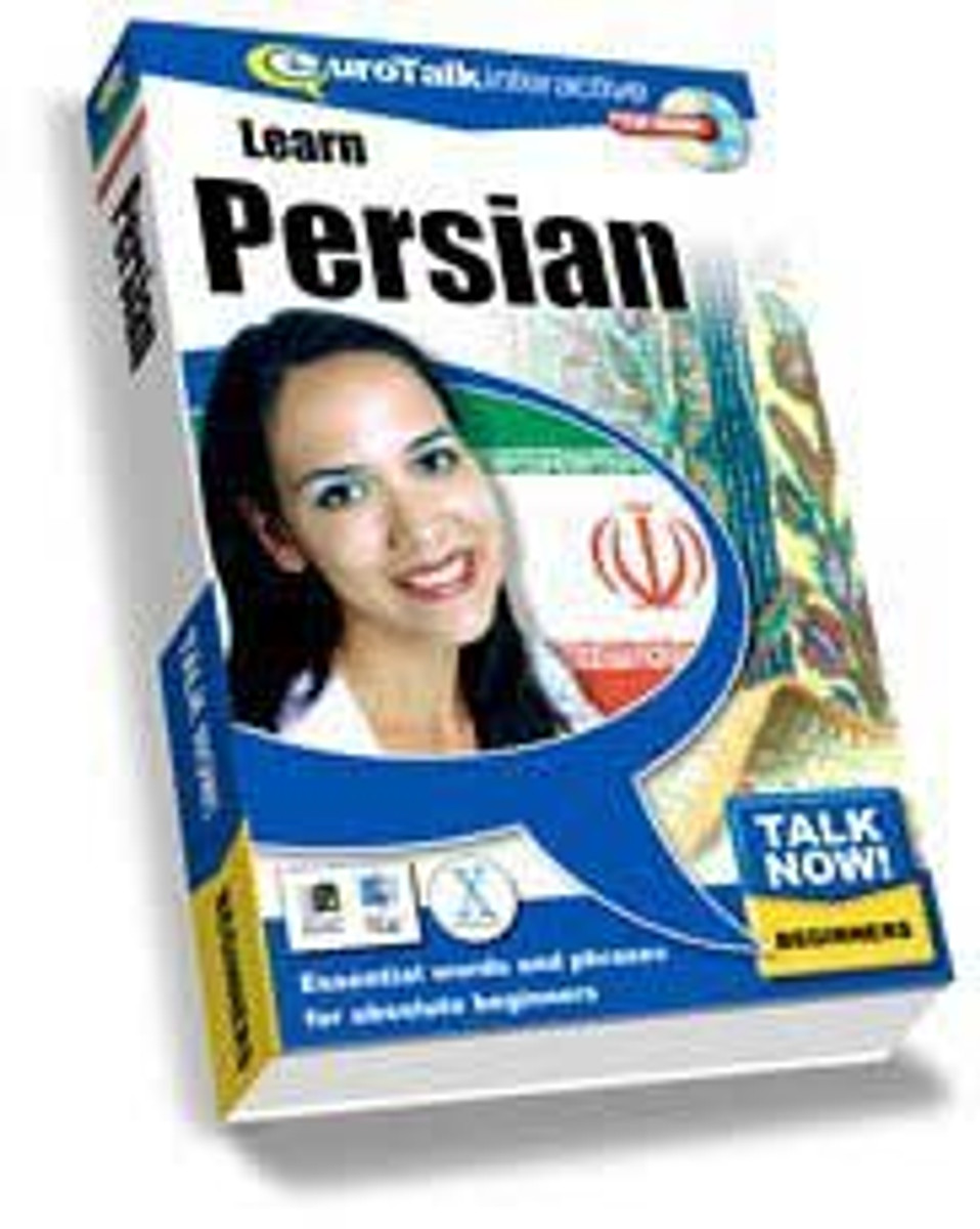 Farsi (Persian) - Talk Now CD-ROM  language course (beginners)