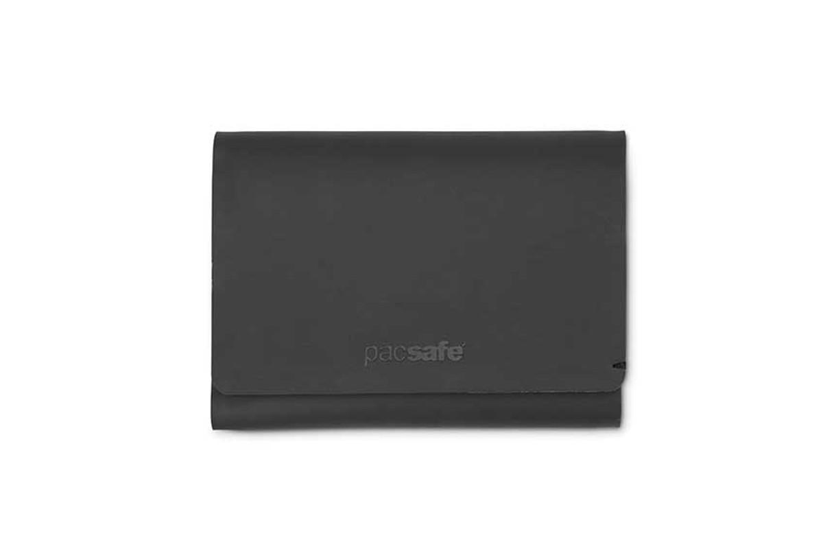 Pacsafe RFIDsafe TEC trifold wallet (PS10625) black