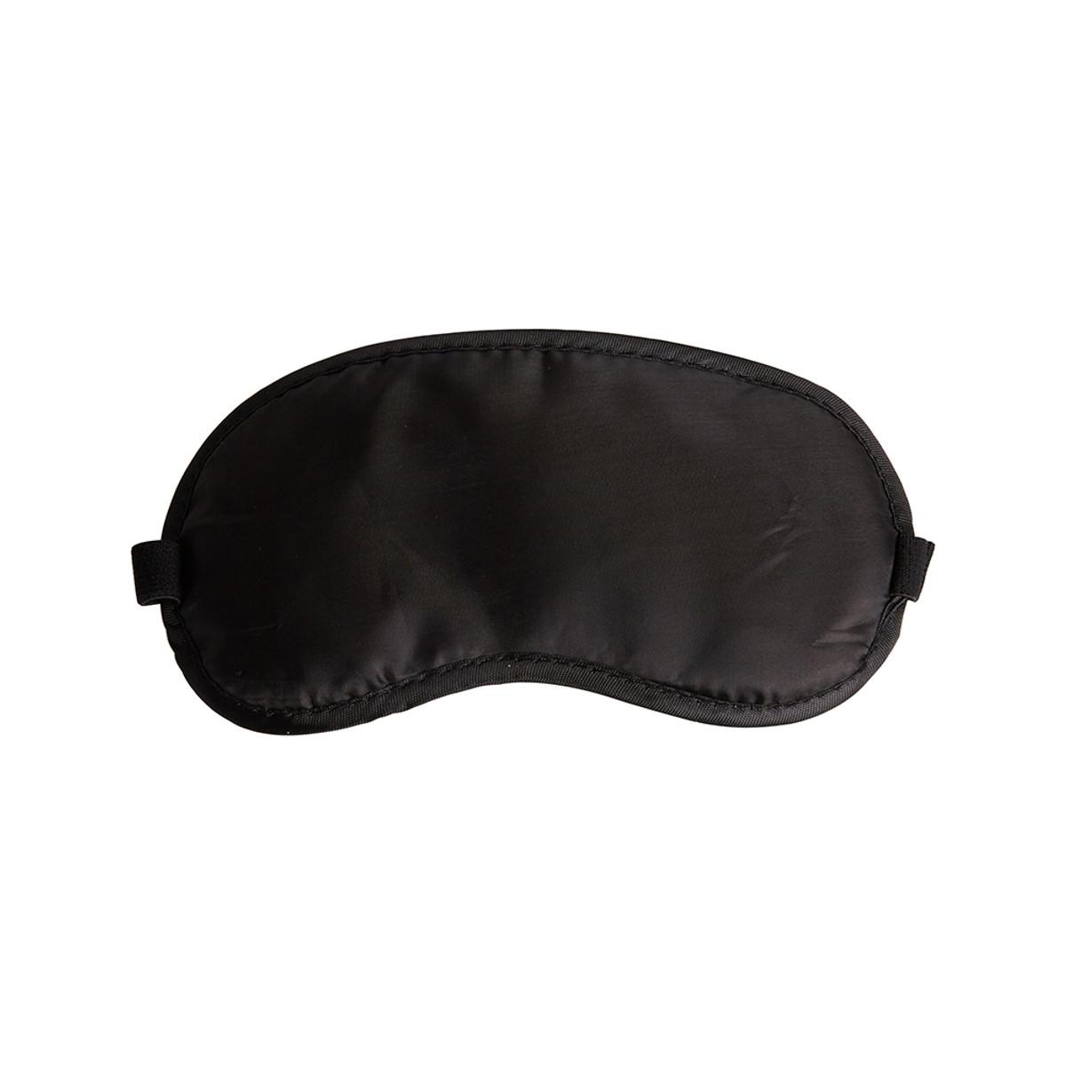 Globite Eye Sleeping mask with earplugs black