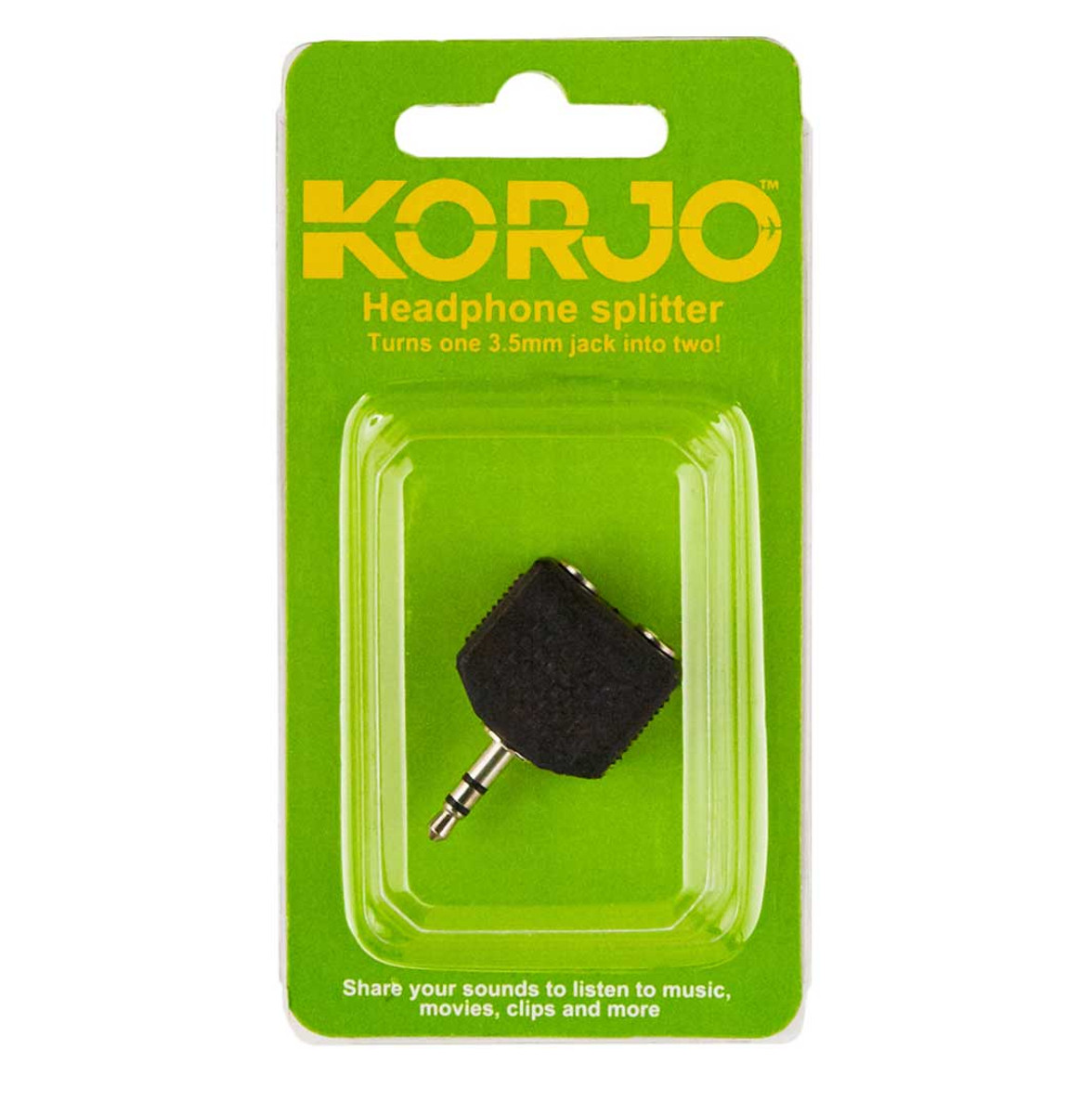 Korjo Headphone Splitter
