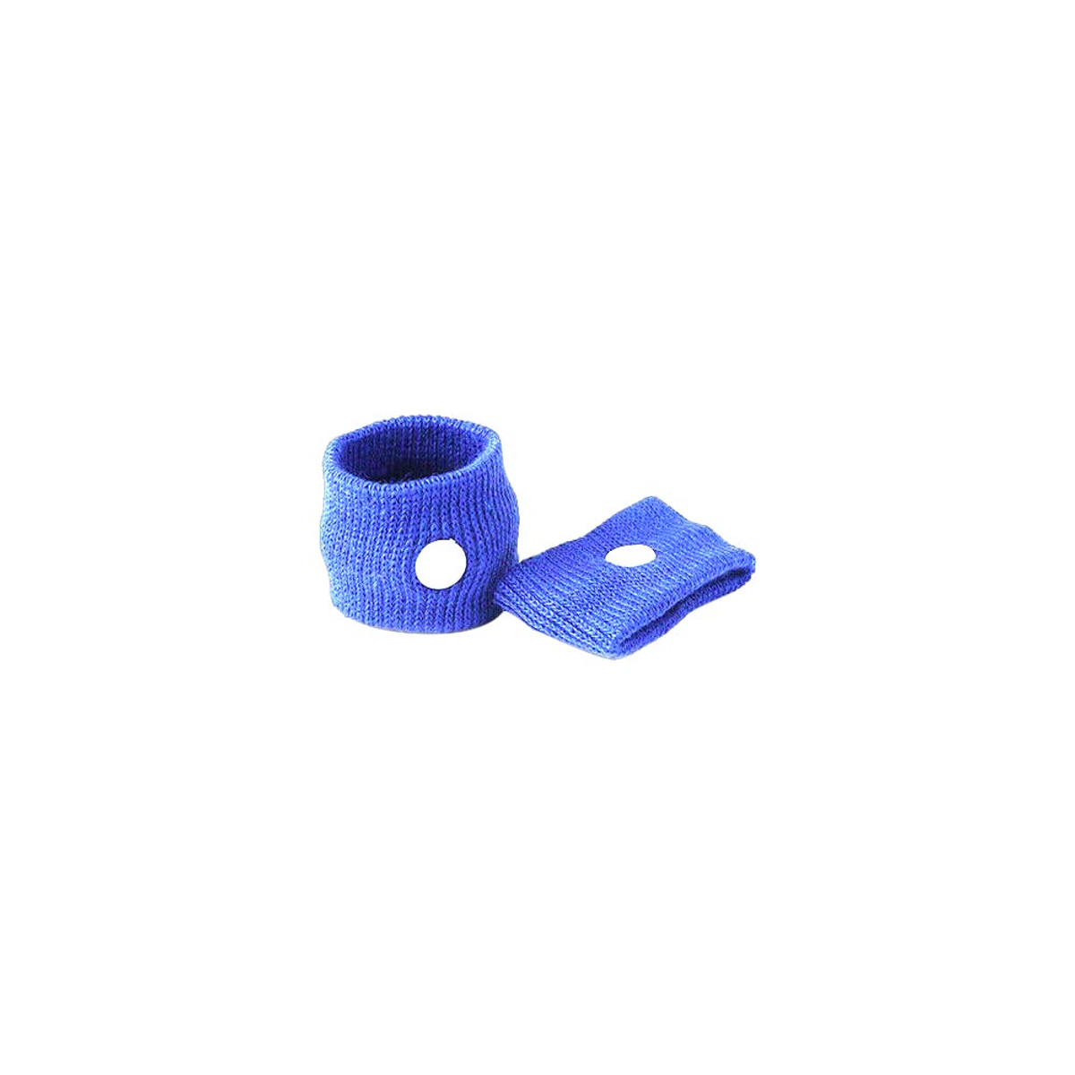 Korjo Anti Nausea Bands comfort 2 pack BLUE